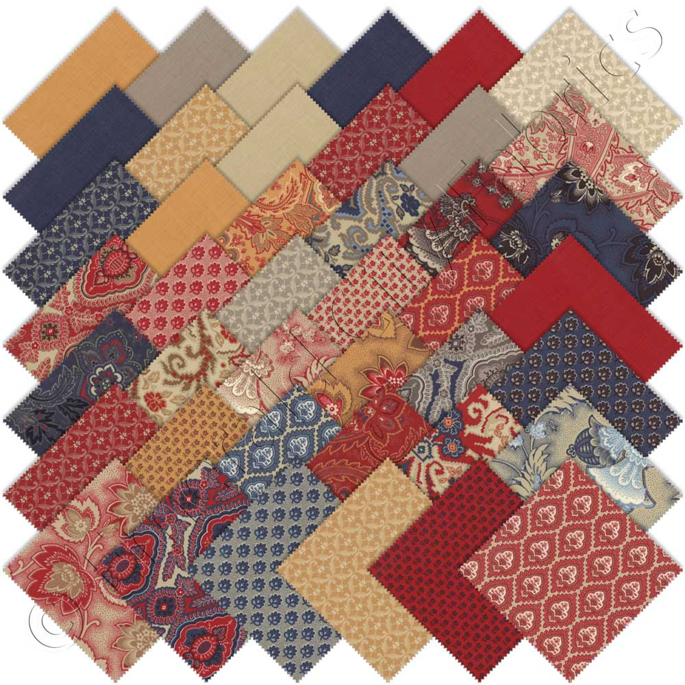 All Roads Layer Cake Quilt Pattern