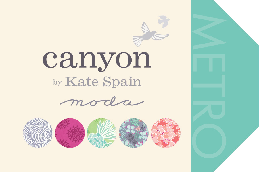 Kate Spain Canyon Fabric