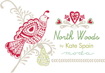 Moda Kate Spain North Woods Fabric