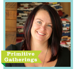 Primitive Gatherings Fabric