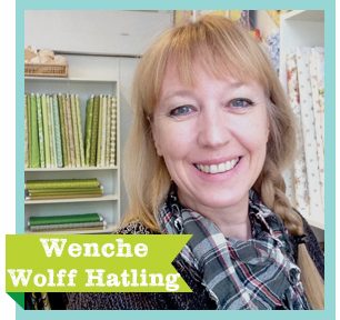 Wenche Wolff Hatling Fabric