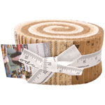 Moda Flower Garden Gatherings Backgrounds Jelly Roll by Primitive Gatherings