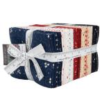 Moda Star & Stripe Gatherings Fat Quarter Bundle by Primitive Gatherings