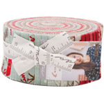 Moda Return To Winter's Lane Jelly Roll by Kate & Birdie Paper Co.