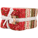Moda Petites Maisons de Noel Fat Quarter Bundle by French General