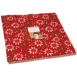 Moda Petites Maisons de Noel Layer Cake by French General