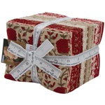 Moda La Vie En Rouge Fat Quarter Bundle by French General