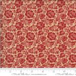 Moda La Rose Rouge Feligonde Oyster Rouge Fabric by French General