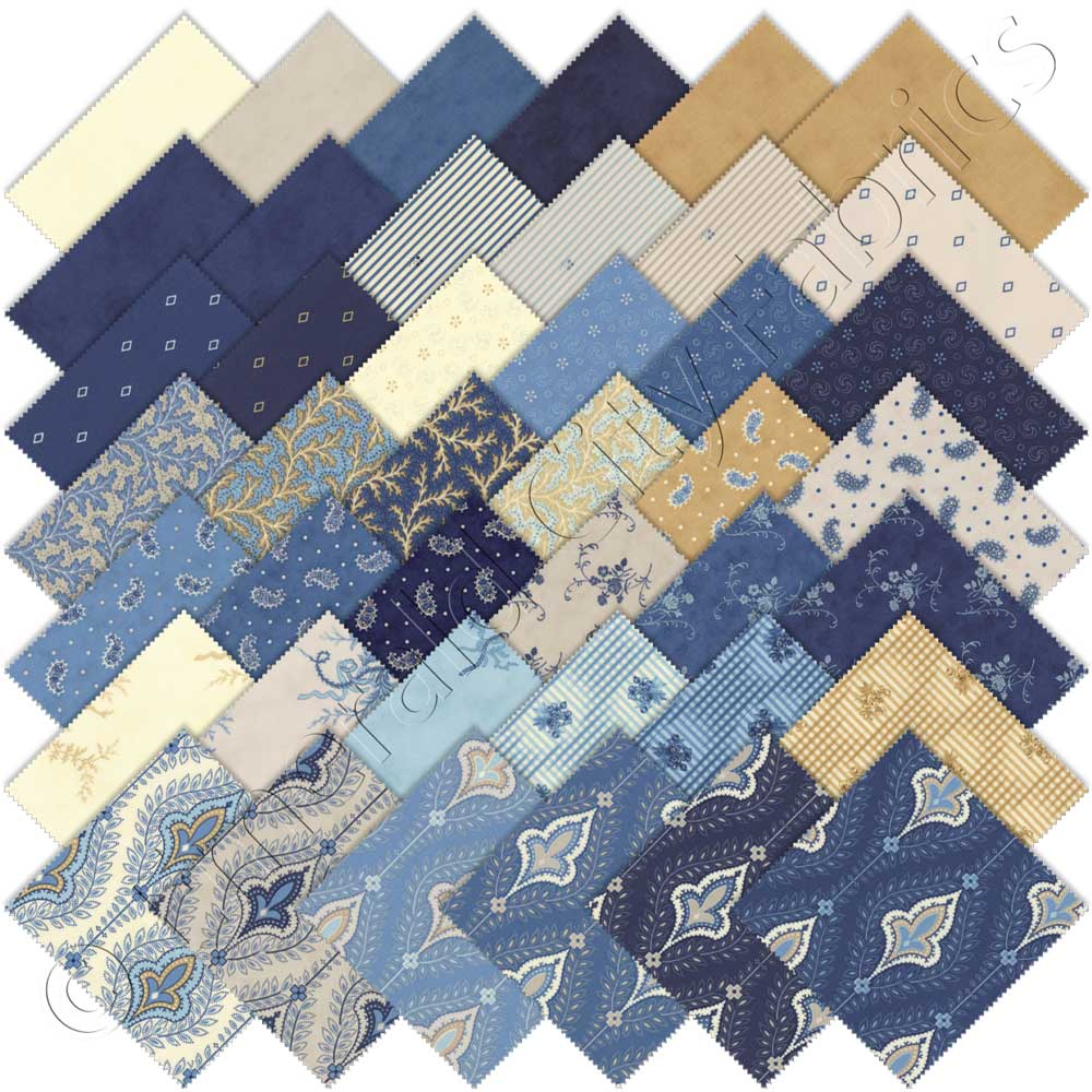Moda Grand Traverse Bay Charm Pack | Emerald City Fabrics