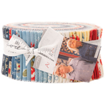 Moda Ann's Arbor Jelly Roll by Minick & Simpson