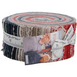 Moda Portsmouth Jelly Roll by Minick & Simpson