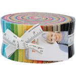 Moda Spotted Jelly Roll by Zen Chic