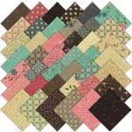 Moda Rambling Rose Charm Pack by Sandy Gervais