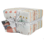 Moda Corner of 5th and Fun Brushed Cotton Fat Quarter Bundle by Sandy Gervais