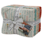 Moda Hello My Friend Fat Quarter Bundle by Sandy Gervais