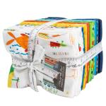 Moda Later Alligator Fat Quarter Bundle by Sandy Gervais