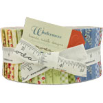 Moda Jelly Roll Windermere Quilting Fabric Strips