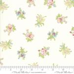 Moda Bramble Cottage Field Floral Linen Fabric by Brenda Riddle Designs