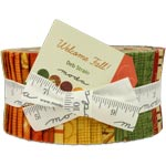 Moda Welcome Fall Jelly Roll
