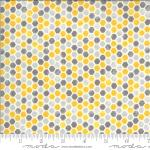 Moda Bee Grateful Dove Grey Fabric by Deb Strain