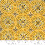 Moda Bee Grateful Honey Yellow Fabric by Deb Strain