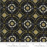 Moda Bee Grateful Ebony Fabric by Deb Strain