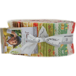 Moda Hazel & Plum Jelly Roll by Fig Tree & Co.