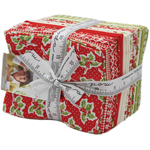 Moda Christmas Figs Fat Quarter Bundle by Fig Tree & Co.