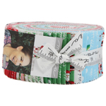 Moda The North Pole Jelly Roll by Stacy Iest Hsu