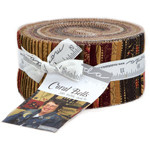 Moda Coral Bells Jelly Roll by Jan Patek