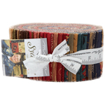 Moda Sycamore Jelly Roll by Jan Patek