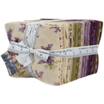 Moda Lilac Ridge Fat Quarter Bundle by Jan Patek