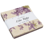 Moda Lilac Ridge Charm Pack by Jan Patek