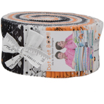 Moda Dot Dot Boo Jelly Roll by Me & My Sister Designs