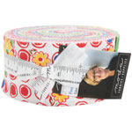 Moda Feed Sacks Red Rover Jelly Roll by Linzee Kull McCray