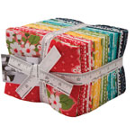 Moda All Weather Friend Fat Quarter Bundle by April Rosenthal of Prairie Grass Patterns