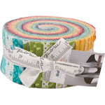 Moda All Weather Friend Jelly Roll by April Rosenthal of Prairie Grass Patterns
