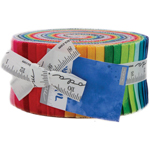 Moda Watercolor Jelly Roll by Moda Classic