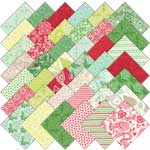 Moda Kate Spain North Woods Charm Pack