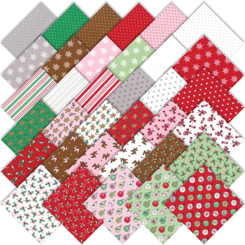 Moda Fabrics Christmas Christmas Decore