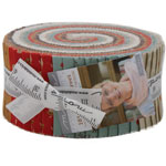 Moda 101 Maple Street Jelly Roll by Bunny Hill Designs