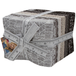 Moda Metropolis Fat Quarter Bundle by Basic Grey