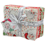 Moda Swell Christmas Fat Quarter Bundle by Urban Chiks