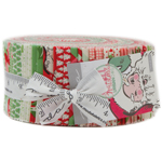 Moda Swell Christmas Jelly Roll by Urban Chiks