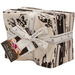 Moda Urban Cottage Prints Fat Quarter Bundle by Urban Chiks