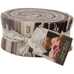Moda Urban Cottage Prints Jelly Roll by Urban Chiks