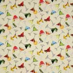 Elizabeth's Studio Happy Hour Martinis Cream Multi Fabric