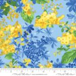 Moda Summer Breeze 2019 Blossoms Buds Sky Fabric
