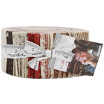 Moda Jo's Shirtings Jelly Roll by Jo Morton