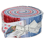 Moda Nordic Stitches Jelly Roll by Wenche Wolff Hatling